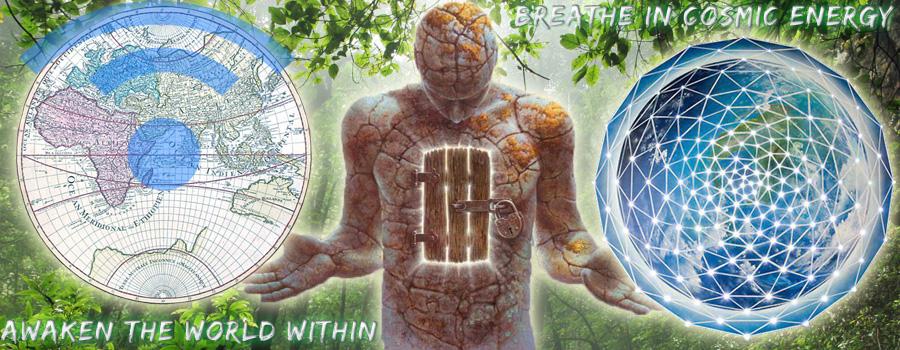 breathe awaken cosmic energy