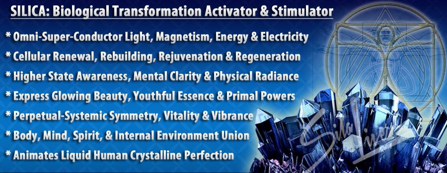 silica health crystal